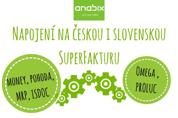 Napojili jsme se načeskou islovenskou SuperFakturu