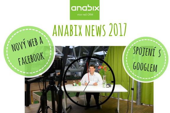 Anabix NEWS 2017