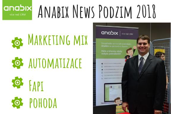 Anabix News Podzim 2018