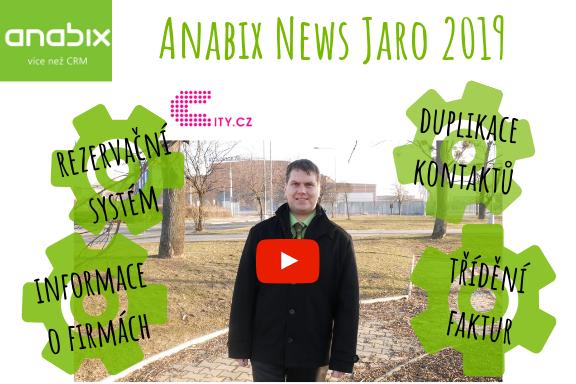 Anabix News Jaro 2019