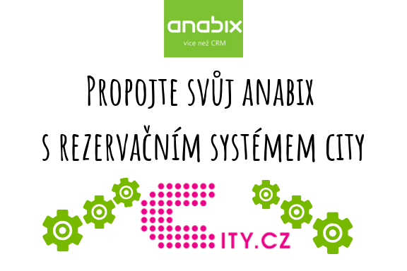 Vyzkoušejte propojení Anabixu arezervačního systému Citydiář