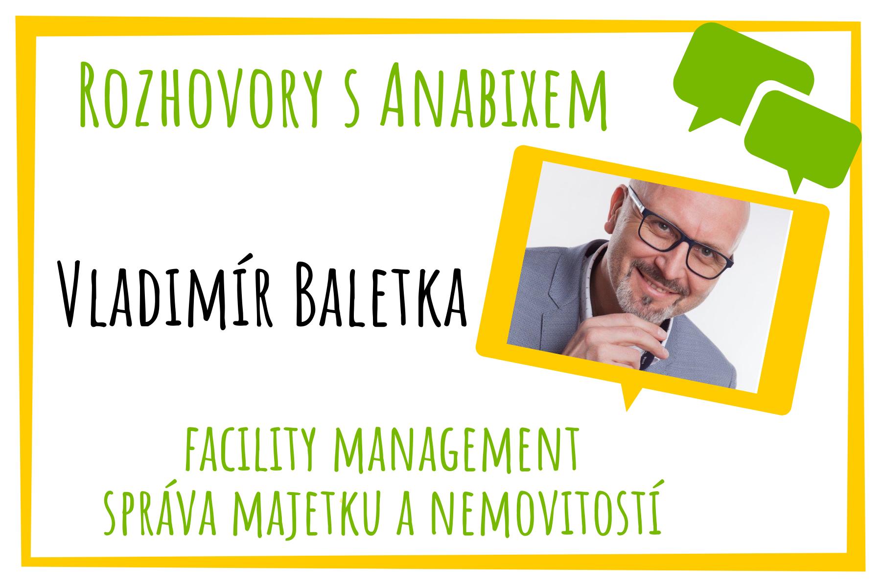 Rozhovory sAnabixem - Vladimír Baletka