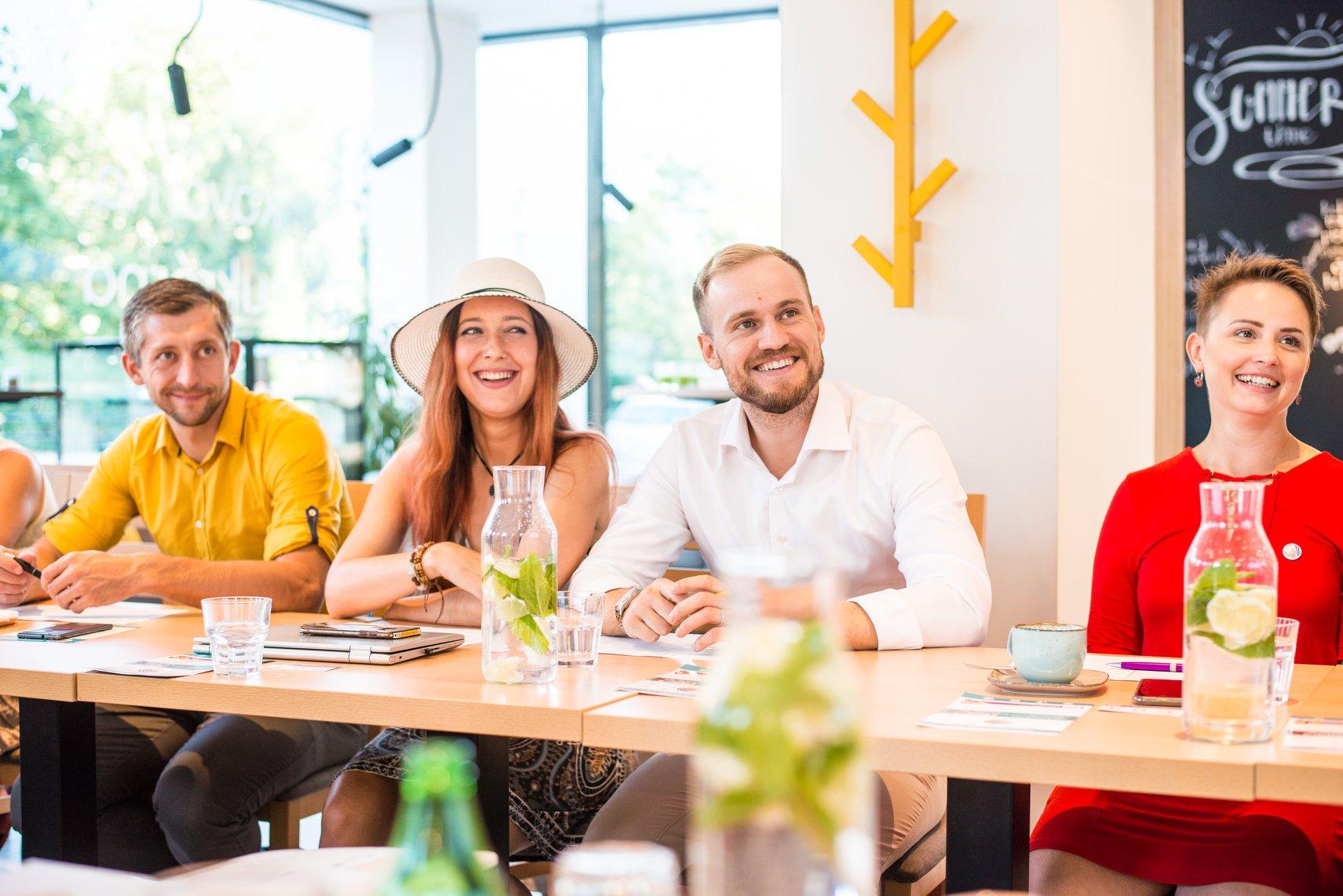 Vyzkoušejte Smart Network… hodně jiný podnikatelský klub