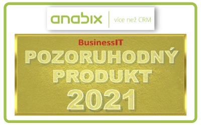 Pozoruhodný produkt 2021